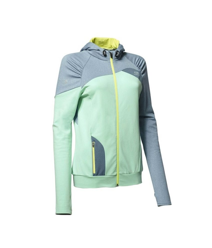 KALENJI Elio Hooded Women Running Jacket By Decathlon