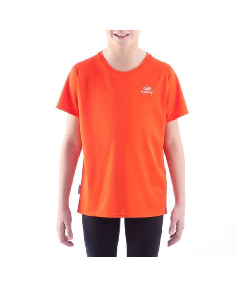 KALENJI Ekiden Junior Running T Shirt By Decathlon