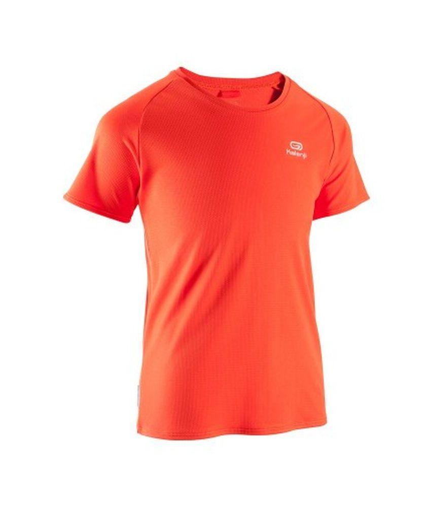 KALENJI Ekiden Junior Running T Shirt By Decathlon