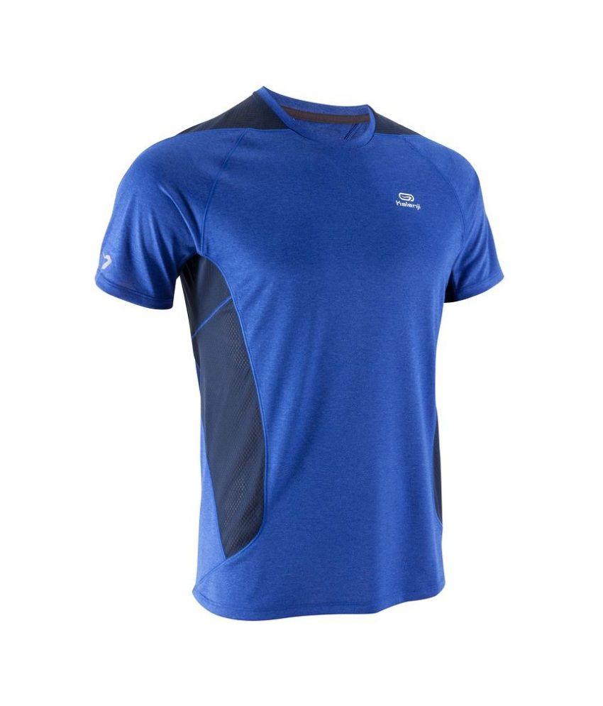 KALENJI Eliofeel Men Running T-Shirt By Decathlon