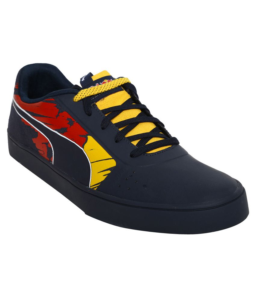 4f17d5c4737 Puma Rbr Wings Vulc Xtrem Blue Lifestyle Casual Shoes - Buy Puma Rbr Wings  Vulc Xtrem Blue Lifestyle Casual Shoes Online at Best Prices in India on  Snapdeal