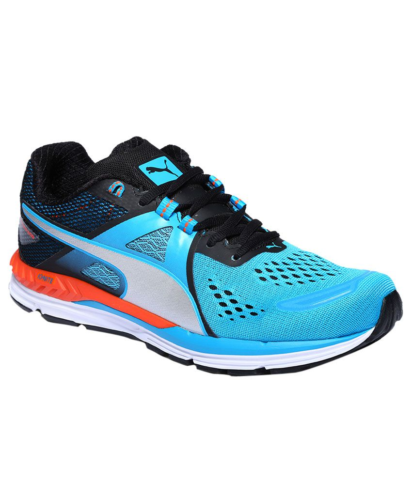aeb47305412 Puma Speed 600 Ignite Blue Running Sports Shoes - Buy Puma Speed 600 Ignite  Blue Running Sports Shoes Online at Best Prices in India on Snapdeal