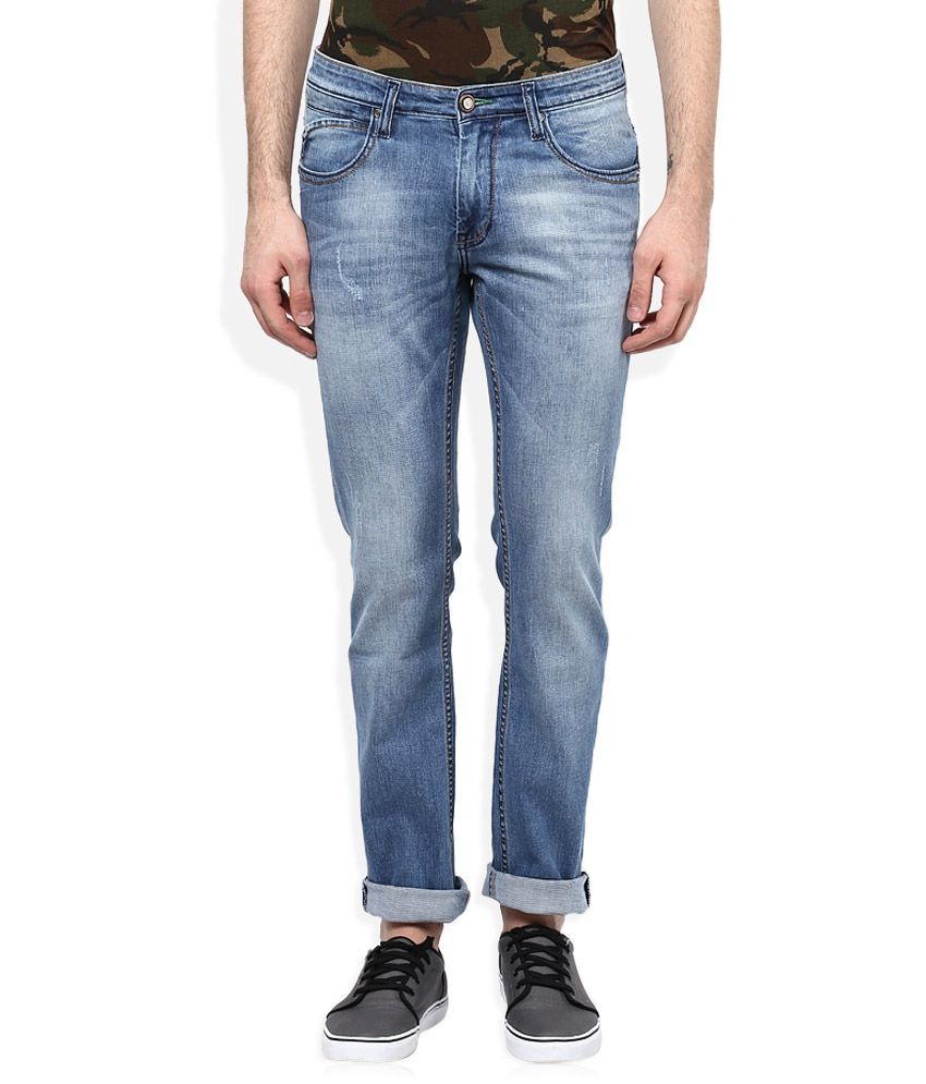 Sin Blue Slim Fit Jeans