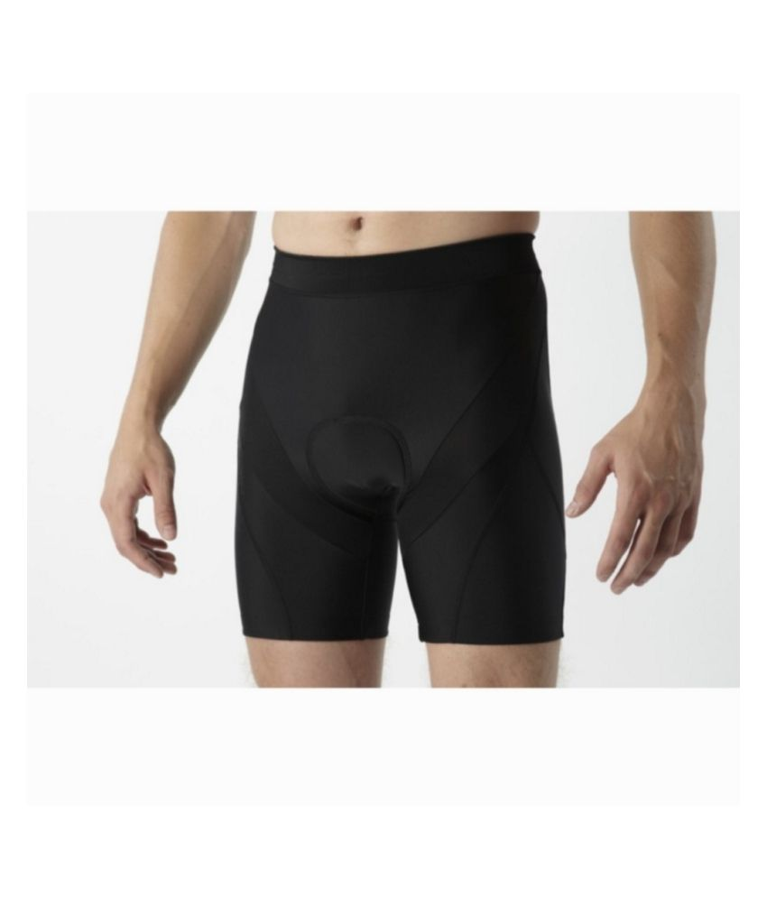 be8792c98fb BTWIN Bibless Cycling Shorts 700 By Decathlon  Buy Online at Best Price on  Snapdeal
