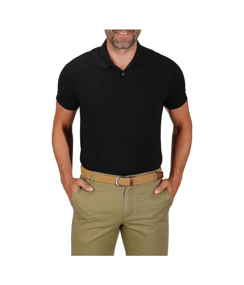 Inesis Multicolour Men's Polo T Shirt By Decathlon
