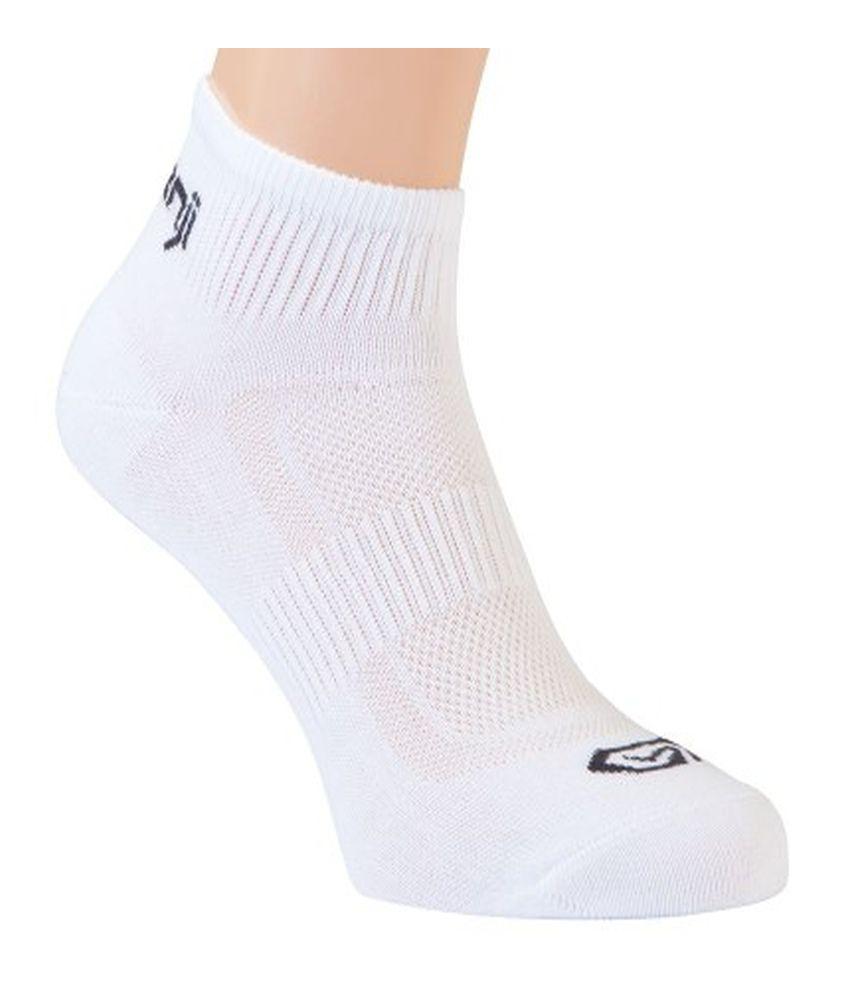KALENJI Ekiden Socks Kid X2 By Decathlon