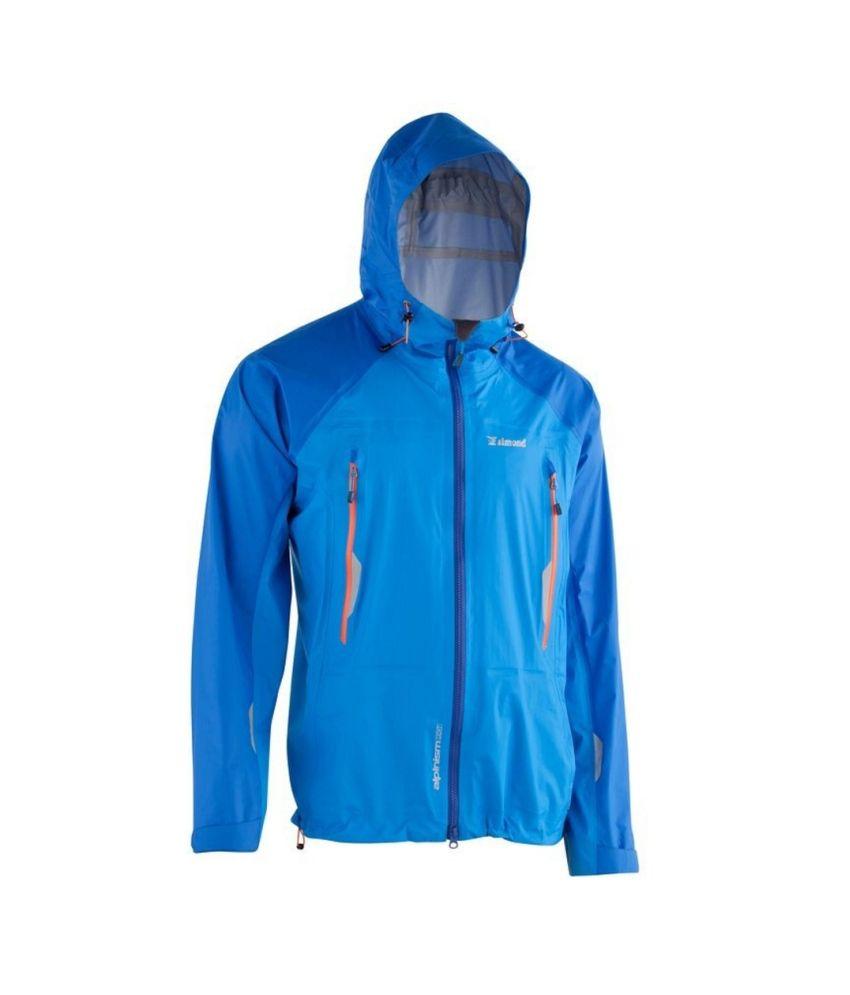 SIMOND Alpinism Light Mountaineering Jacket By Decathlon