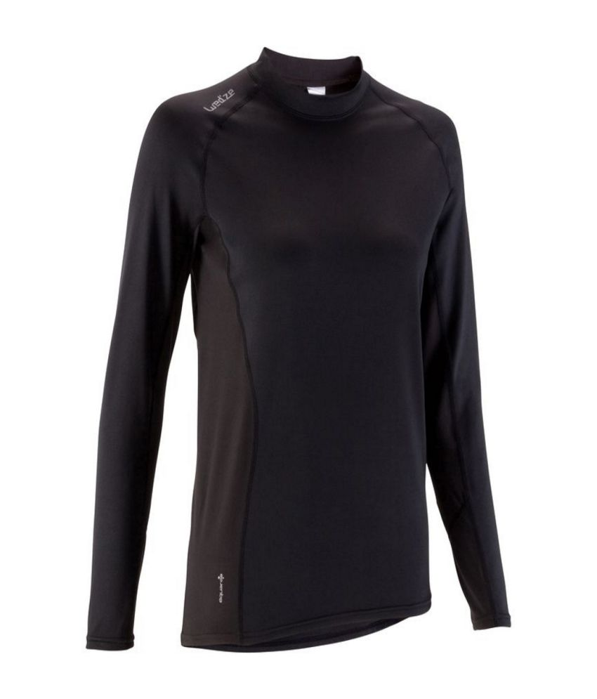 WEDZE Flowfit Women's Skiing Base Layer Top By Decathlon