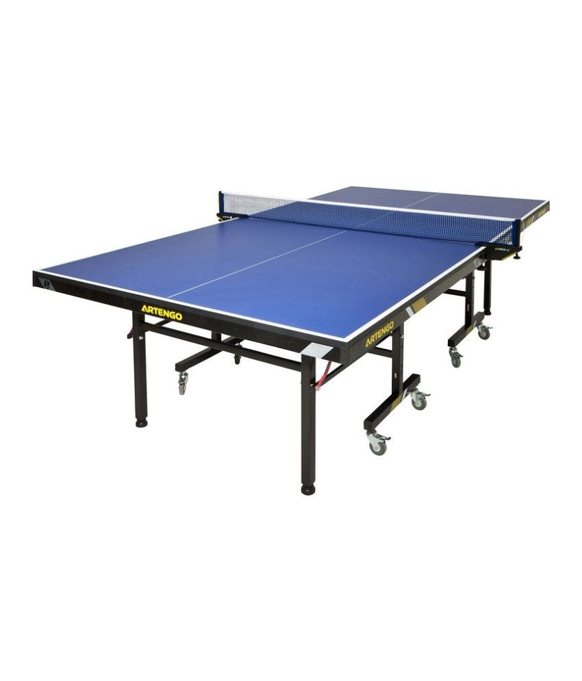ARTENGO FT 7 Club Table Tennis Table By Decathlon: Buy Online at