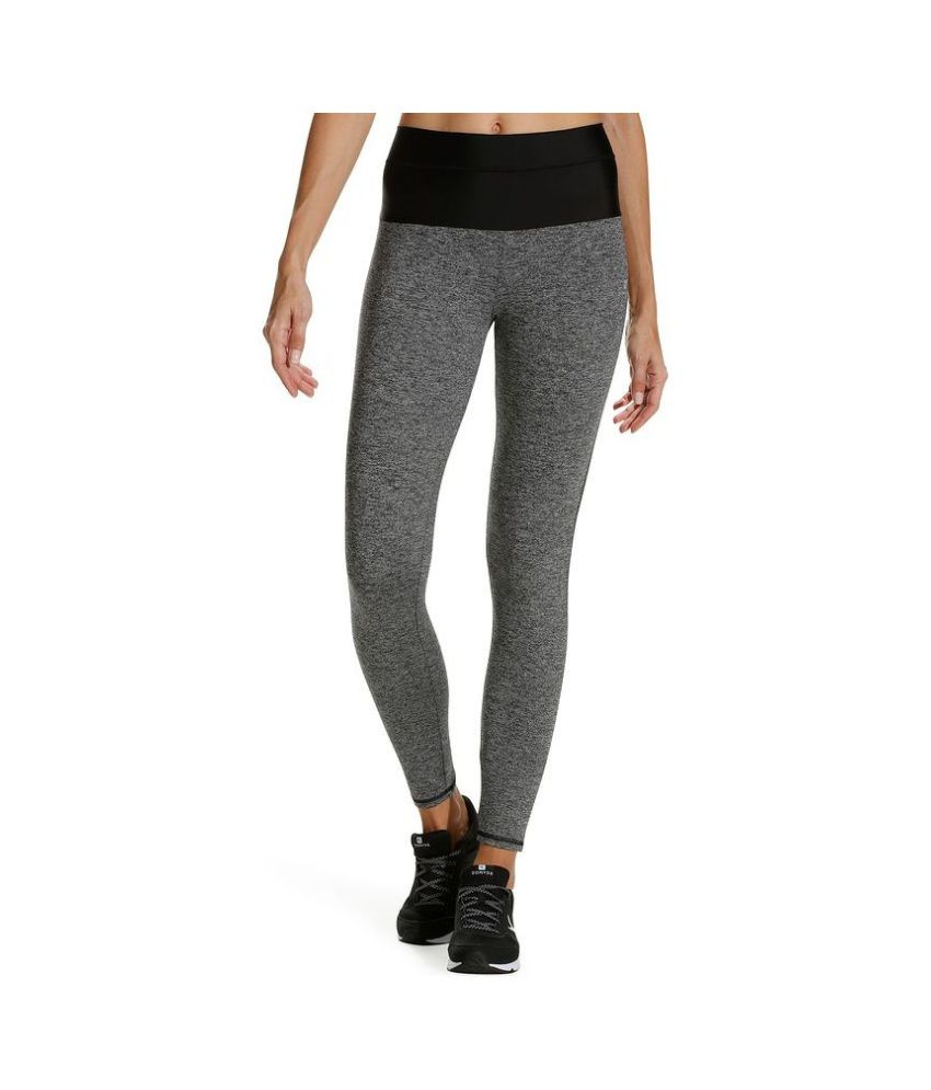 DOMYOS Shape Ah15 Women's Strength Training Leggings By Decathlon