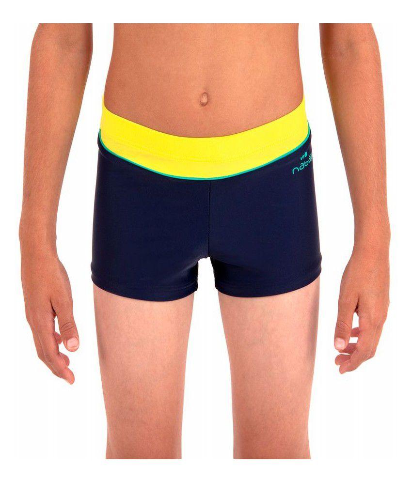 NABAIJI Boxer Bauky Boys Swimwear By Decathlon/ Swimming Costume