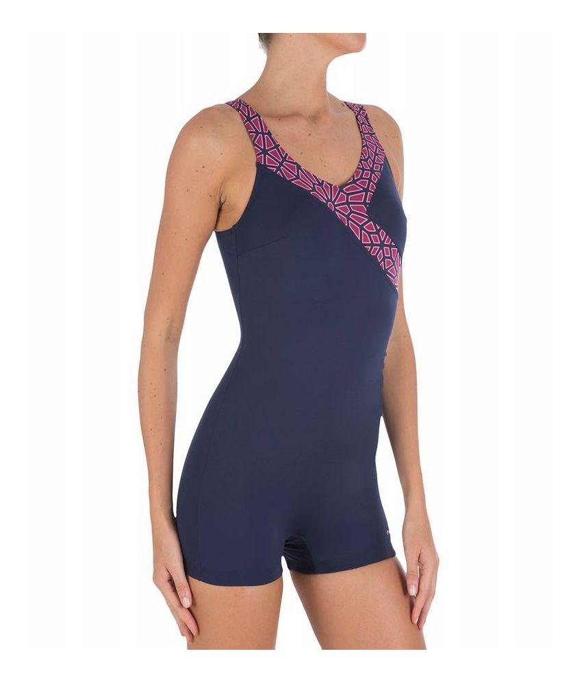 NABAIJI Karly Shorty All Lace Women's Swimwear By Decathlon