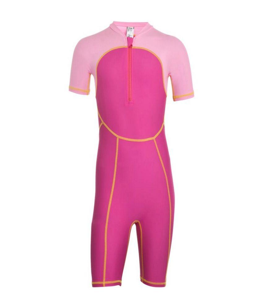 NABAIJI Shorty Sun Girls Swimwear By Decathlon/ Swimming Costume