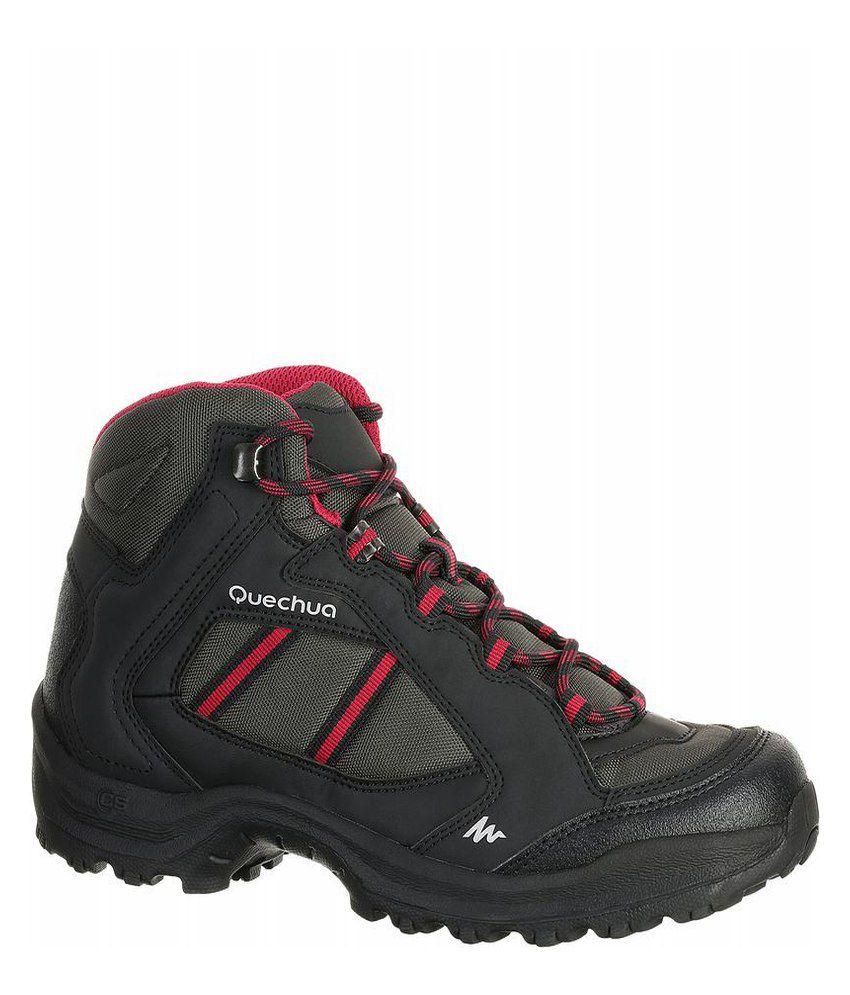 d13a2b0a8b5 QUECHUA Arpenaz 50 Mid Women's Hiking Boots By Decathlon