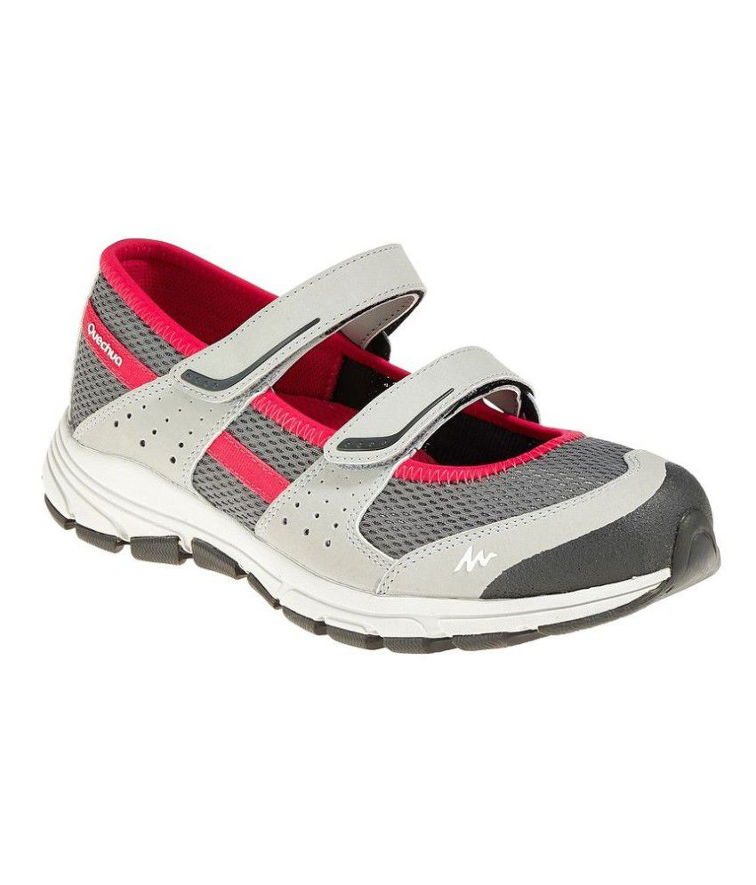 9c8d350c5e48 QUECHUA Forclaz 500 Fresh Women s Hiking Shoes By Decathlon - Buy QUECHUA  Forclaz 500 Fresh Women s Hiking Shoes By Decathlon Online at Best Prices  in India ...