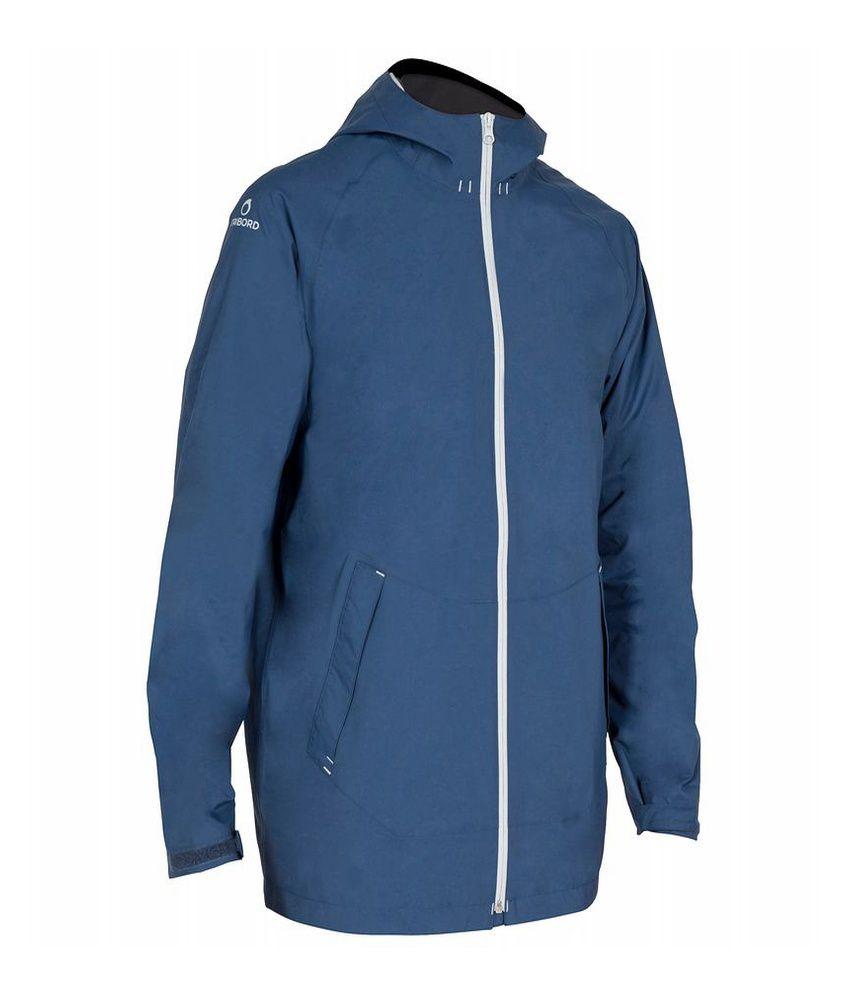 Tribord Essential Men Oilskin Jacket By Decathlon