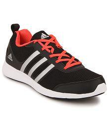 Adidas Black Running Sports Shoes