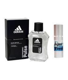 Adidas Dynamic Pulse EDT of 100 ml and 20 ml Aqua Fresh for Him