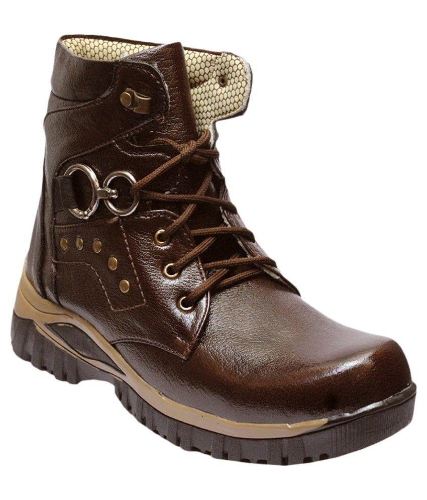 Blackwood Brown Boots