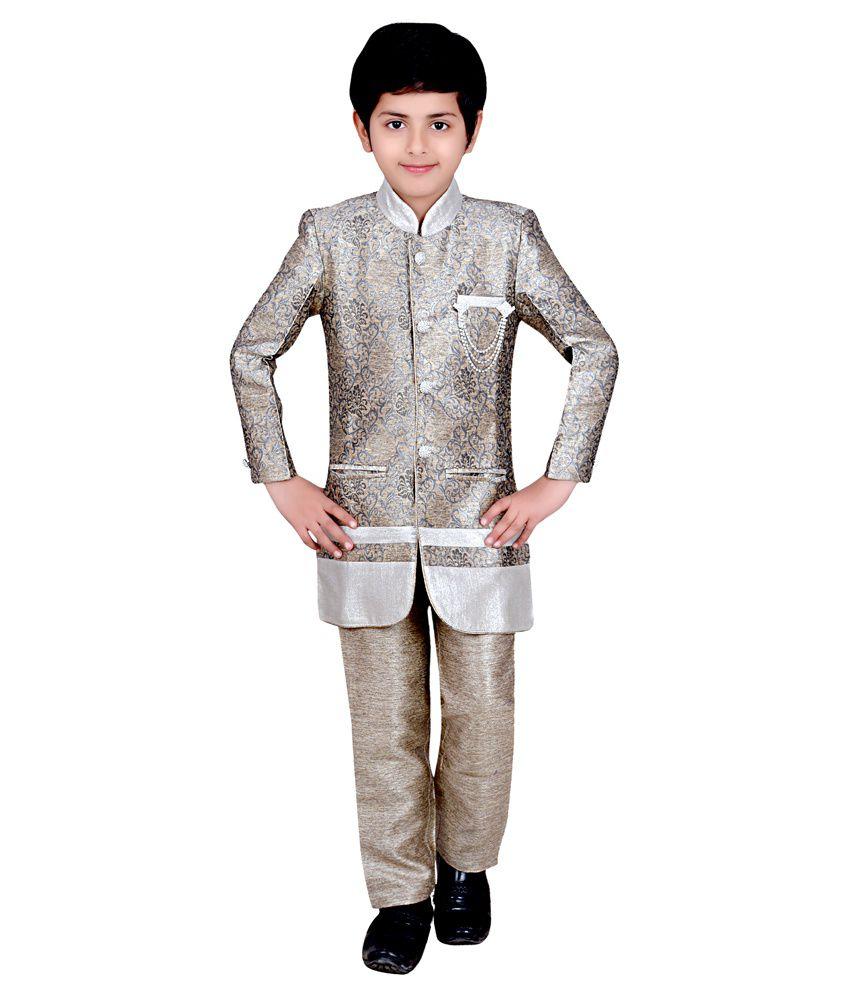 SPG Multicolour Indo Western Suit