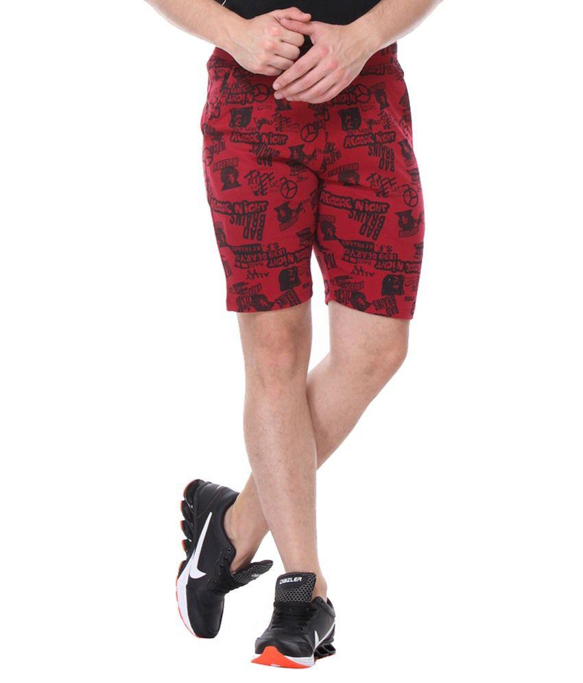 TAB91 Grey Shorts