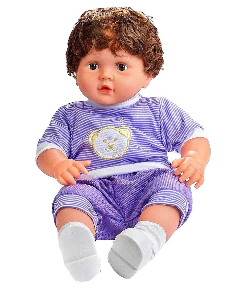 Mikkis Blue Baby Doll Boy - Buy Mikkis Blue Baby Doll Boy Online ...