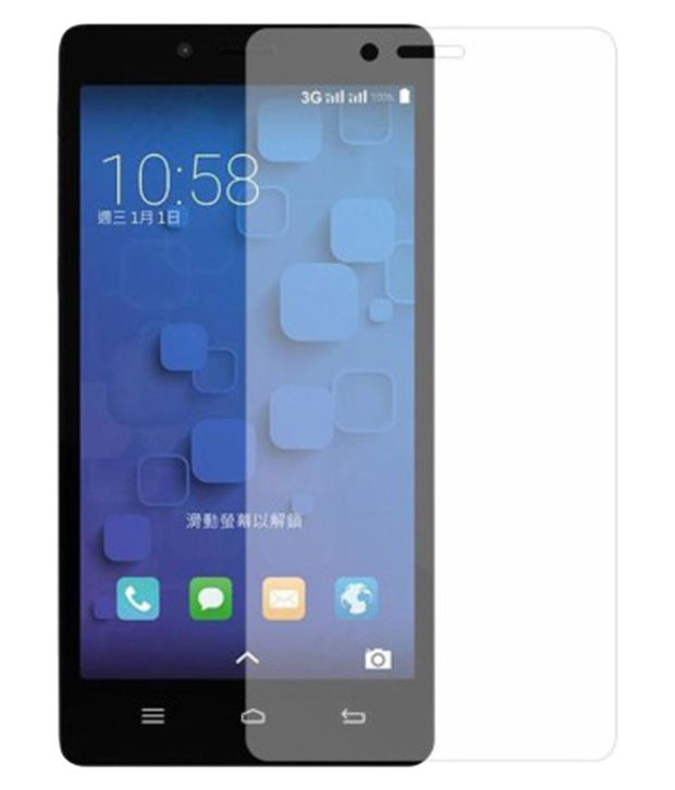 Vcraft Tempered Glass Screen Guard for Lenovo A7000