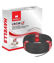 Havells PVC Insulated Core Cable - 10MM - 652871317932