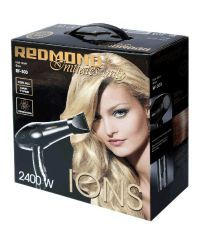 REDMOND Hair Dryer RF-503 Hair Dryer Black