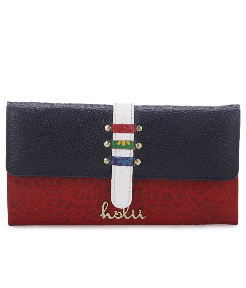 Holii Birch W1 Multi Colour Women Wallet