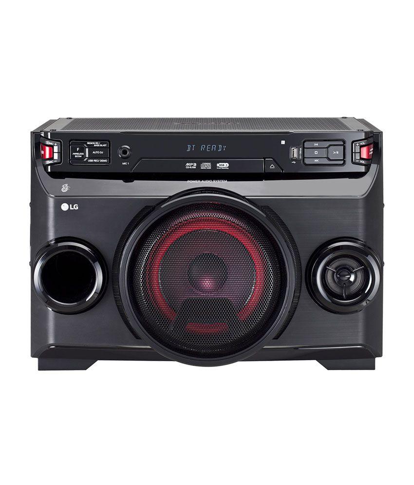 Buy Lg Om4560 Hi Fi System Online At Best Price In India