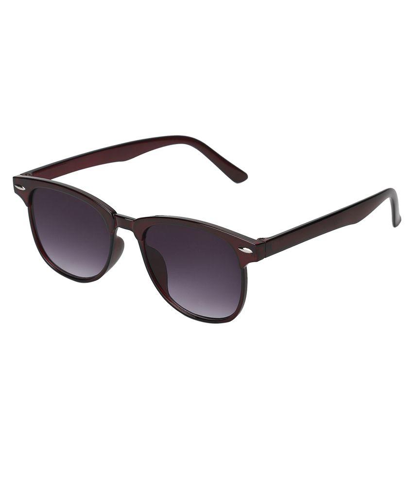 Olvin Grey Wayfarer Sunglasses