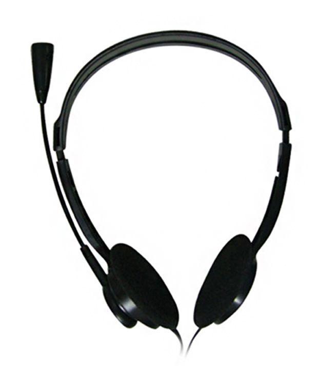Zebronics ZEB 11HM Headset with Mic