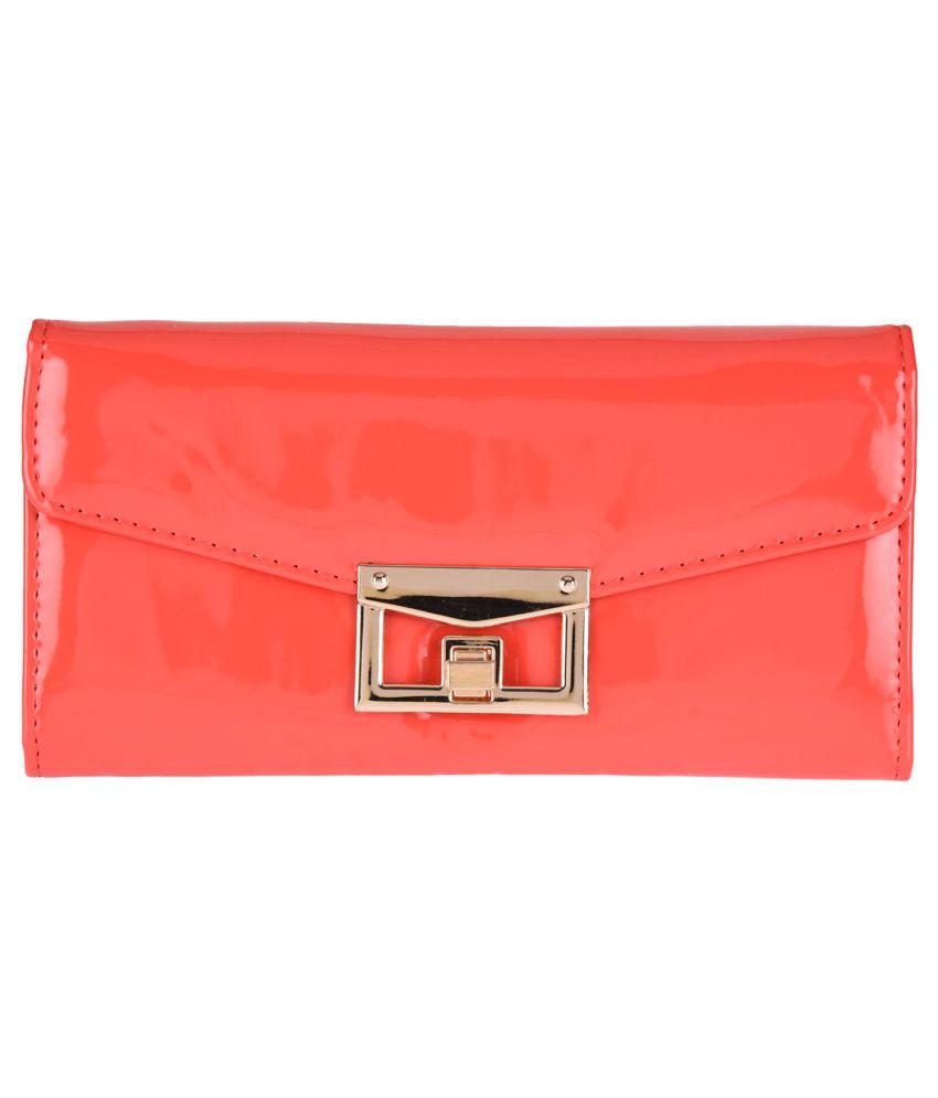 VIE Orange Wallet