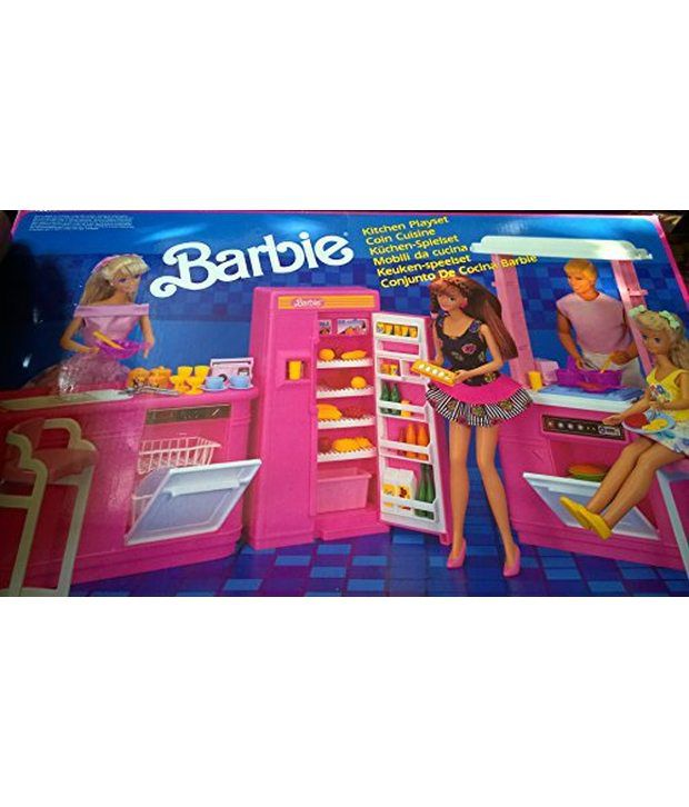 Barbie Kitchen Playset Buy Barbie Kitchen Playset Online
