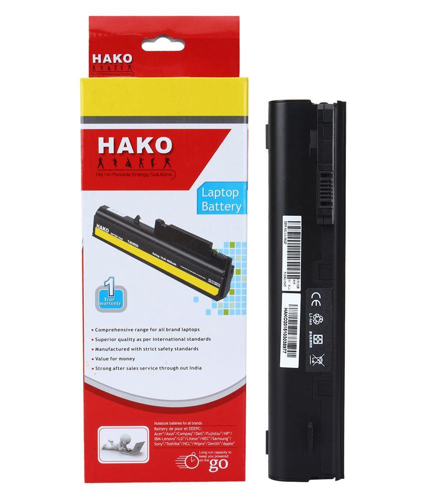 Hako Hp Compaq Mini 110c-1110ex 6 Cell Laptop Battery