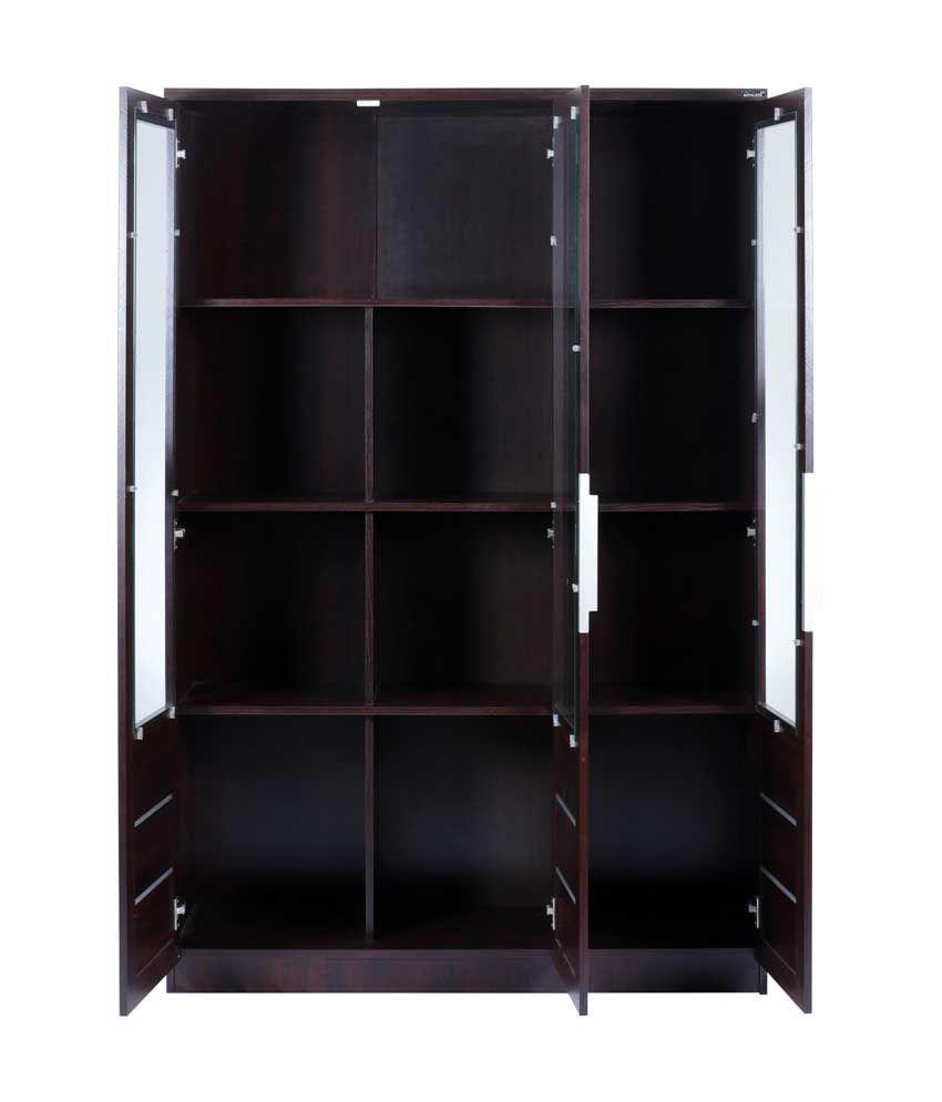 royal oak alpha bookshelf buy royal oak alpha bookshelf online at rh snapdeal com