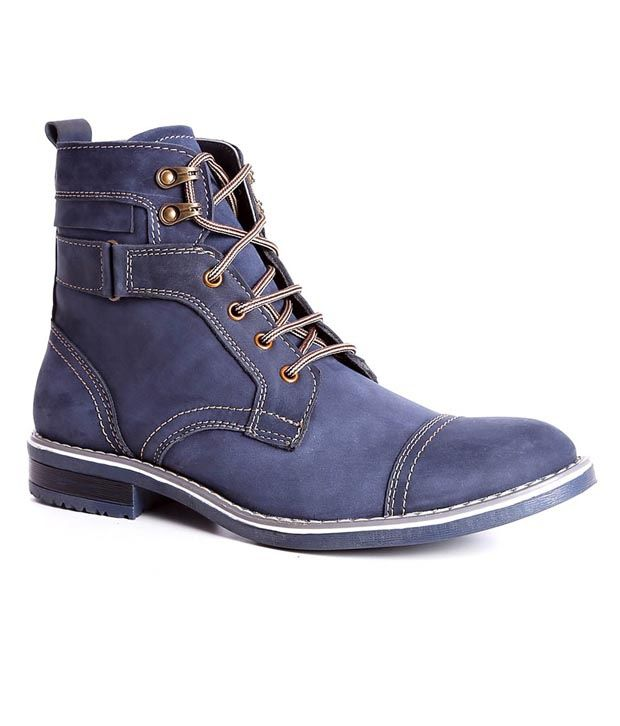 Boot Ease Blue Boots