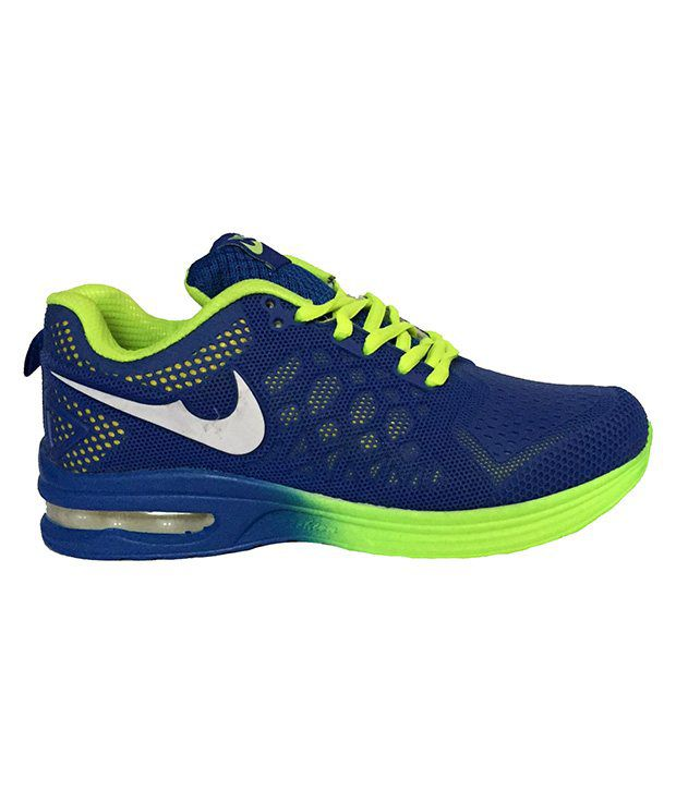 Hitway Blue Running Shoes - Buy Hitway