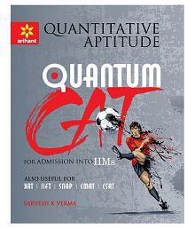 Quantitative Aptitude Quantum CAT for Admission Into IIMs Paperback English 6th Edition