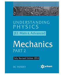 Understanding Physics for JEE Main & Advanced Mechanics Part 2 Paperback English 14th Edition