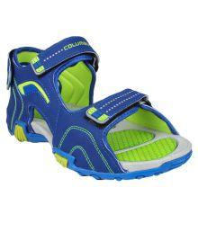 Columbus Blue Floater Sandals