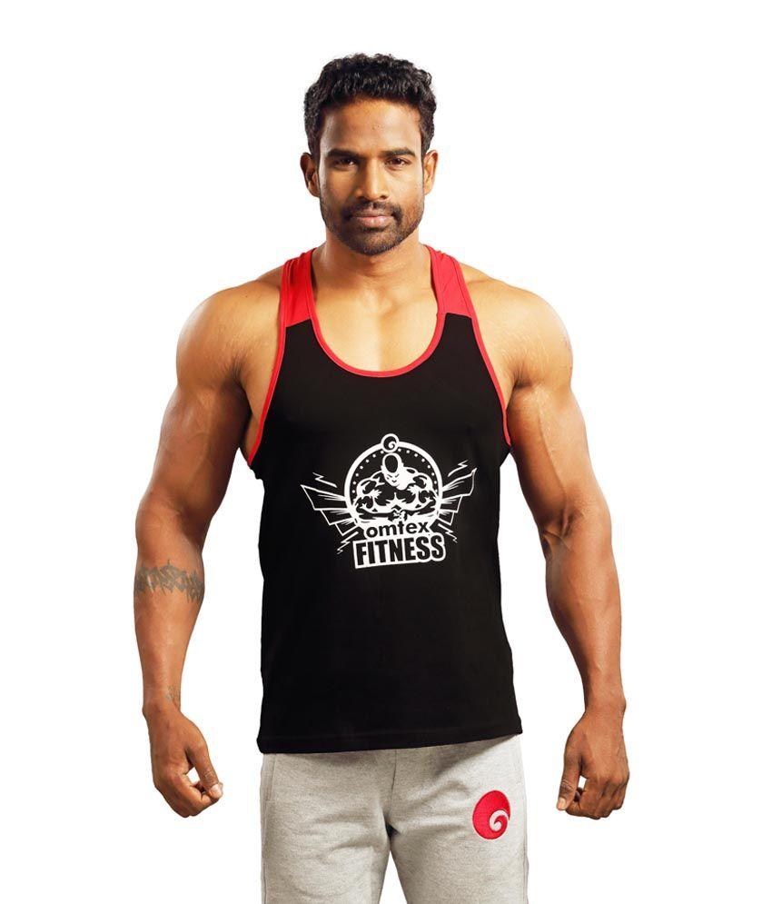 Omtex Stringer Gym Vest