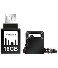 Strontium 16GB NITRO ON-THE-GO (OTG) USB 3.0 FLASH DRIVE ...