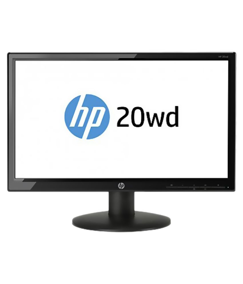 HP 20wd 19.5-inch Diagonal LED Backlit Monitor