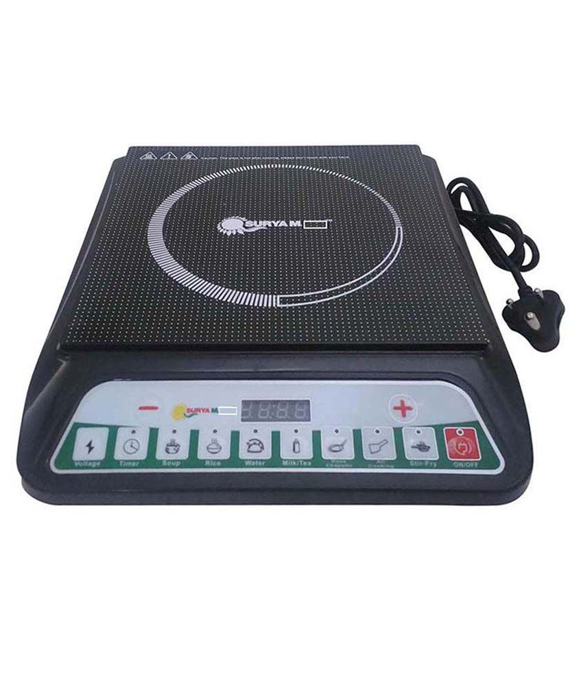 Suryamate Eagle 5PST 2000W Induction Cooktop