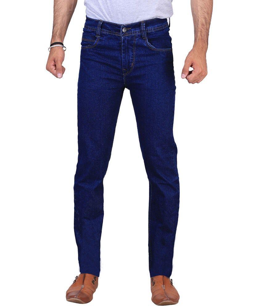 Ilbies Blue Slim Fit Basics Jeans