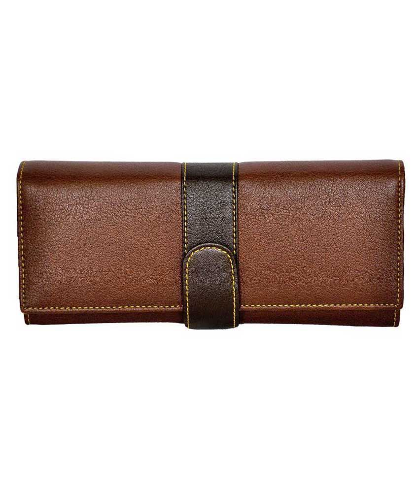 Royaute Marron Wallet For Women