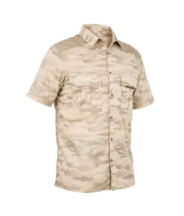 SOLOGNAC Shirt 500 Camo HTS