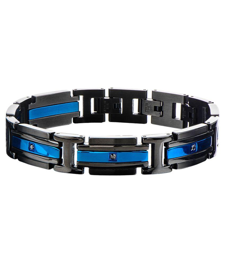 Inox Jewelry Multicolour Bracelet